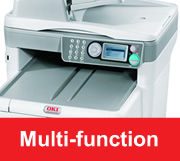 See all our OKI multi-function printers