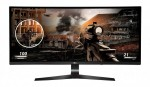 "LG 34UC79G-B 34"" LED Curved Black, Red computer monitor LED display"