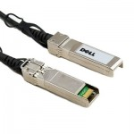 DELL SFP+, 7m 7m Black, Silver networking cable