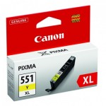 Canon CLI-551XL Y ink cartridge