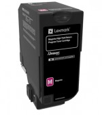 Lexmark 74C2HM0 12000pages Magenta toner cartridge