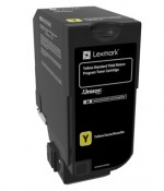 Lexmark 74C2SY0 7000pages Yellow toner cartridge