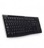 Logitech K270 RF Wireless AZERTY French Black