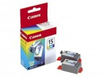 Canon Cartridge BCI-15 3-Color ink cartridge