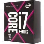 Intel Core ® ™ i7-7820X X-series Processor (11M Cache, up to 4.30 GHz) 3.6GHz 11MB L3 Box processor