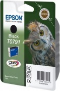 Singlepack Black T0791 Claria Photographic Ink