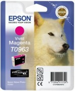 Epson T0963 Vivid Magenta ink cartrige