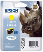 Singlepack Yellow T1004 DURABrite Ultra Ink
