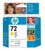 HP 72 Ink Cartridge Yellow