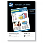 HP A4 Professional Glossy Laser Paper 250 Sheets 120gsm