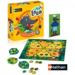 Nathan Le jeu du loup Preschool Learning board game