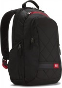 Case Logic DLBP-114 Polyester Black backpack