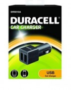 Duracell DR5010A Auto Black mobile device charger
