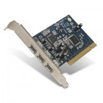 FireWire 3-Port PCI Card