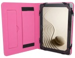 "Urban Factory Folio Case Universal for all 10"" Tablets Rose"