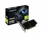 Gigabyte GV-N710SL-1GL GeForce GT 710 1GB GDDR3 graphics card