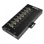 StarTech.com 8-Port Industrial USB to RS-232/422/485 Serial Adapter - 15 kV ESD Protection