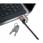 Kensington ClickSafe Black,Metallic cable lock