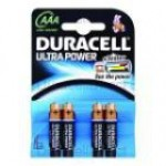 Duracell Ultra Power AAA 4 Pack Alkaline 1.5V non-rechargeable battery
