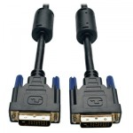 Tripp Lite DVI Dual Link Cable, Digital TMDS Monitor Cable (DVI-D M/M), 1.83 m (6-ft.)