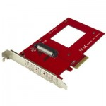 StarTech.com PEX4SFF8639 Internal interface cards/adapter