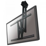 "Newstar TV/Monitor Ceiling Mount for 37""-75\"" Screen, Height Adjustable - Black"