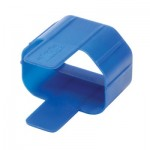 Tripp Lite Plug Lock Connector C14 Power Cord / Lead to C13 Outlet Inserts - Blue (Pack of 100)
