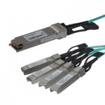 StarTech.com Cisco QSFP-4X10G-AOC3M Compatible - QSFP+ to 4x SFP+ - 3 m (9.8 ft.)
