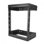 StarTech.com 12U Wall-Mount Server Rack - 12 - 20 in. Depth