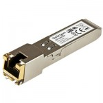 StarTech.com MSA Compliant Gigabit Copper RJ45 SFP Transceiver - 1000Base-TX - 100m