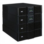Tripp Lite SmartOnline 200-240V 20kVA 18kW Double-Conversion UPS, N+1, 12U, Network Card Slot, USB, DB9, Bypass Switch, C19
