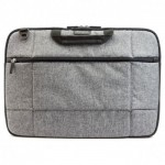 "Targus Strata Pro 15.6"" Messenger case Black,Grey"