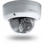 TRENDnet Outdoor 3MP Full HD PoE Dome Day/Night Network Camera