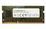 V7 4GB DDR3 PC3-12800 - 1600mhz SO DIMM Notebook Memory Module - V7128004GBS-LV