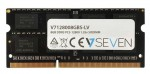 V7 8GB DDR3 PC3-12800 - 1600mhz SO DIMM Notebook Memory Module - V7128008GBS-LV