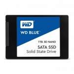 "Western Digital Blue 3D NAND SATA SSD 1TB 1024GB 2.5"" Serial ATA III"