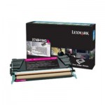 Lexmark X748H3MG Laser cartridge 10000pages Magenta toner cartridge