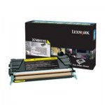 Lexmark X748H3YG Laser cartridge 10000pages Yellow toner cartridge