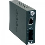 TRENDnet 100Base-TX to 100Base-FX Multi Mode ST Fiber Converter